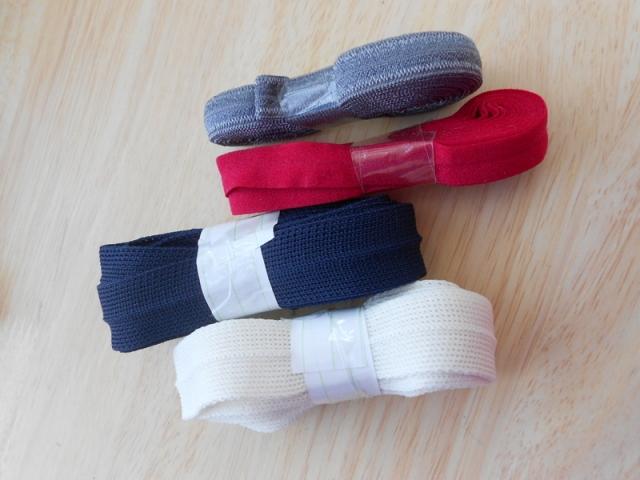Binding elastic